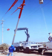 Pedido Servicio de reparación y mantenimiento de paneles de distribución eléctrica y equipo de conmutación