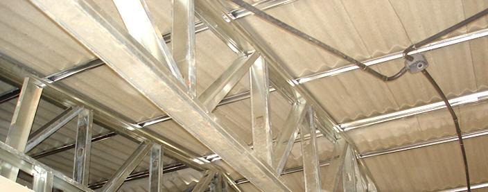 Pedido Servicio de montaje de estructuras metálicas de construcción