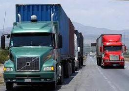 Pedido Servicio de seguro de transporte