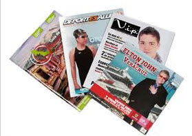 Pedido Servicio de impresion Revistas
