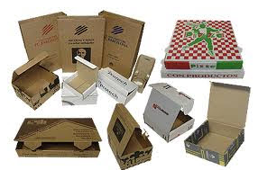 Pedido Servicio de impresion Envases de cartón
