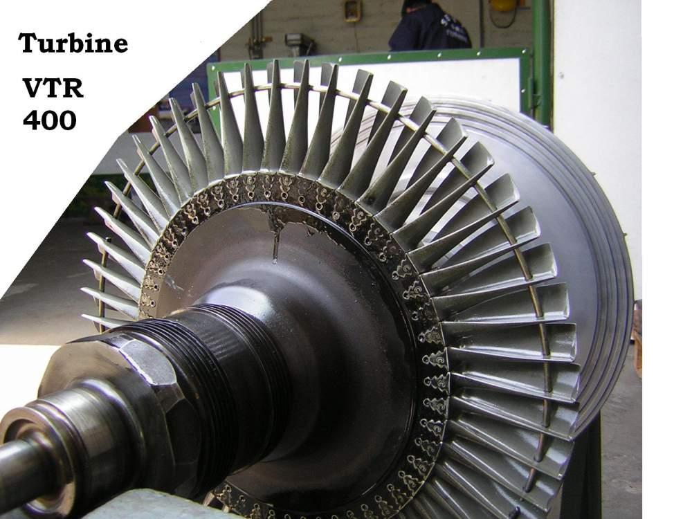 Pedido Reconstrucción y mantenimiento de Turbocargador