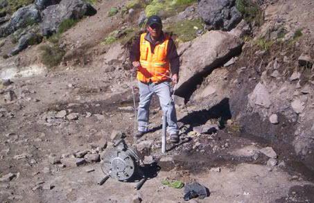 Pedido Instrumentacion Geotecnica
