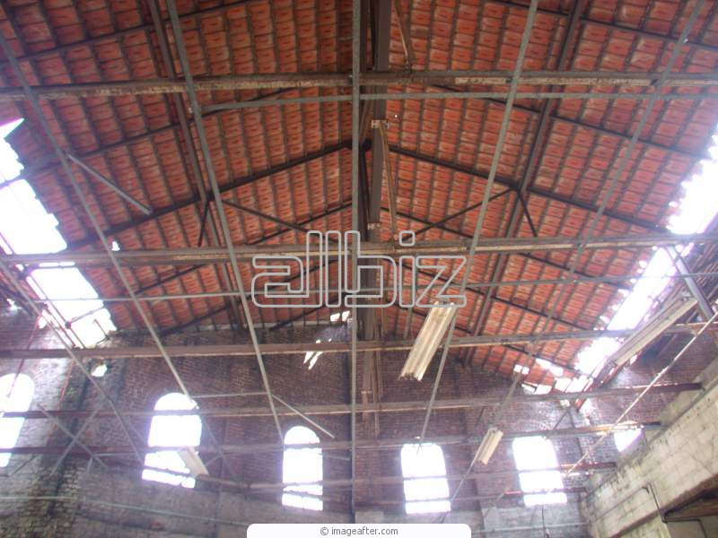 Pedido Montaje de estructuras metálicas de carcasas de edificios