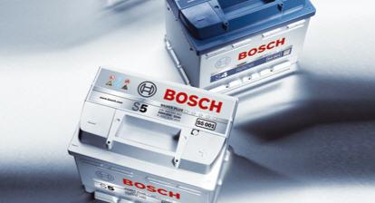 Pedido Baterias Bosch