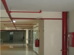 Pedido Instalación de sistema contra incendios