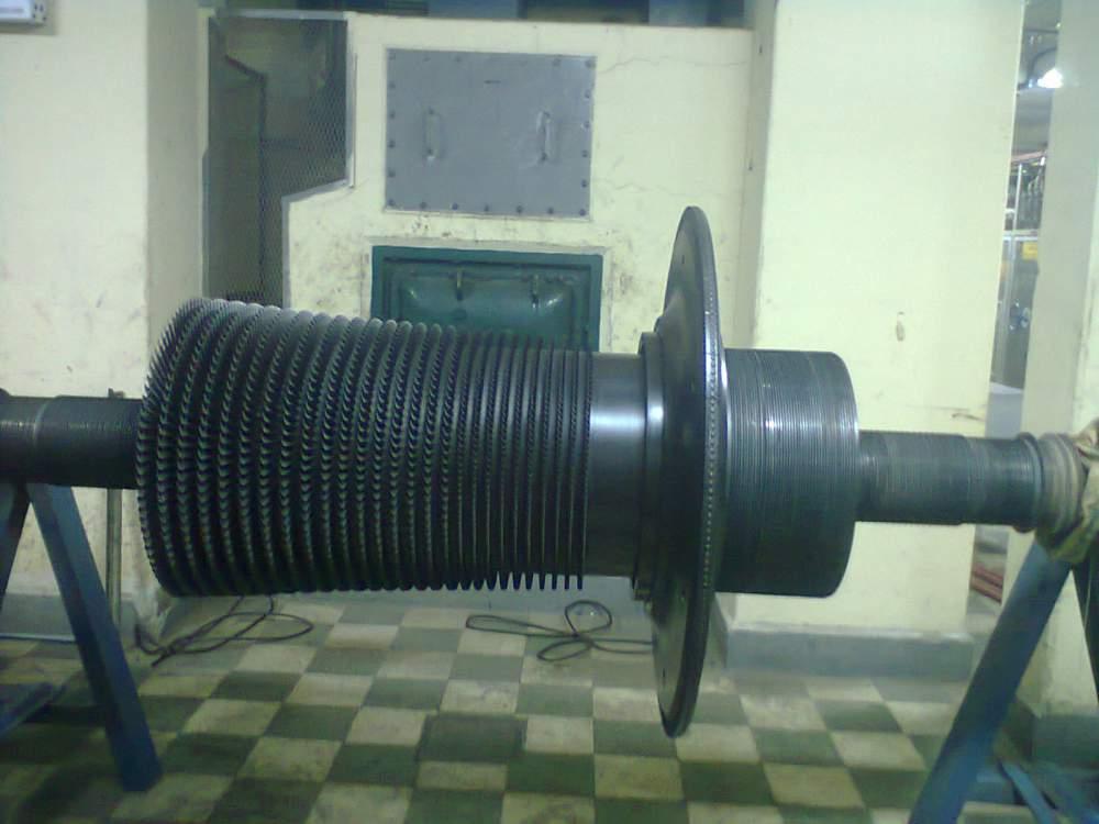 Pedido Turbo Generador de Potencia