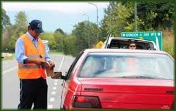 Pedido Servicios de Control de Tránsito