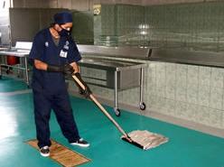Pedido Servicios de Limpieza