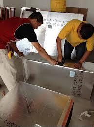 Pedido Instalación y reparacion de aire acondicionado