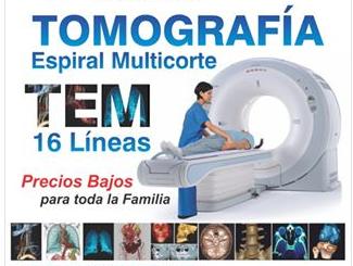 Pedido Tomografia