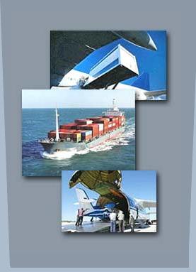 Pedido Transporte internacional de carga aerea, maritima - FCL y LCL - y terrestre