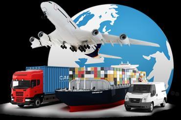 Pedido Internacional Freight Forwarder