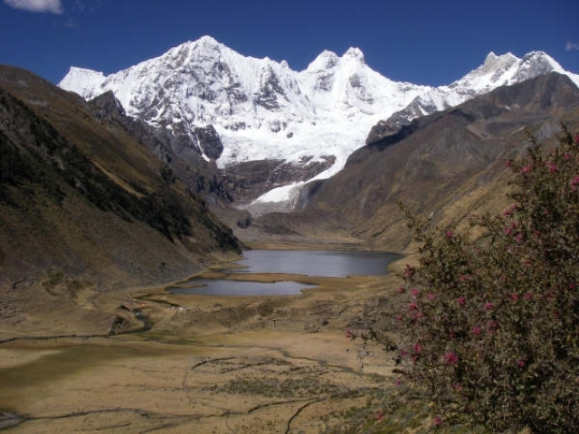 Pedido Circuit Huayhuash 12 days, Departure October