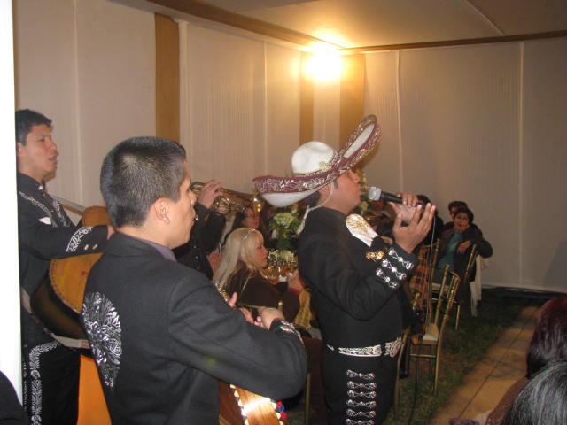 Pedido Mariachis