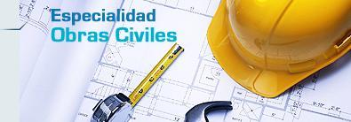 Pedido Obras civiles