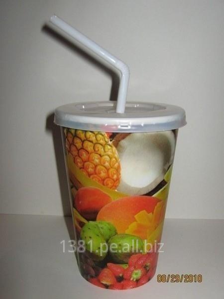 Pedido Vasos Biodegradables Ecologicos