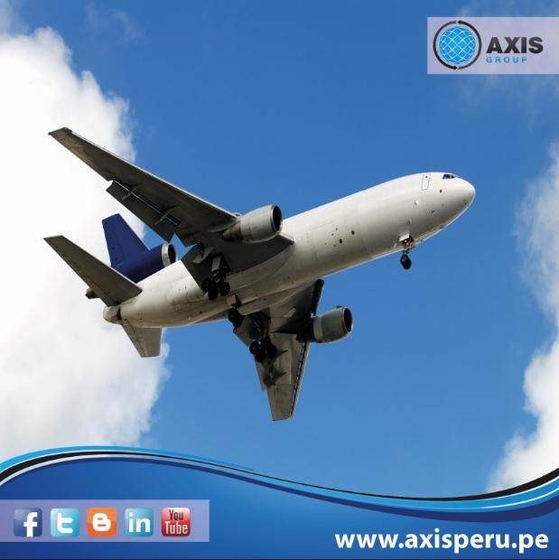 Pedido Logistica aerea