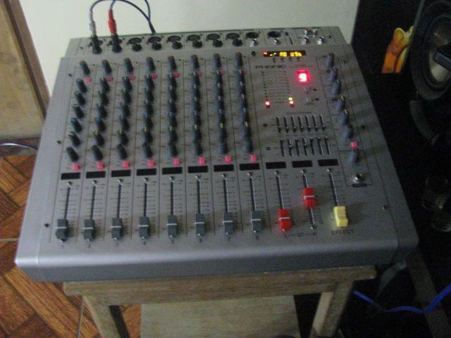 Pedido Alquiler de Equipo de Sonido