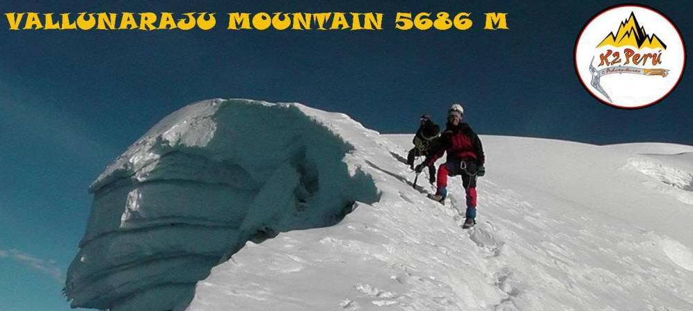 Pedido VALLUNARAJU CLIMBING 5686 M.