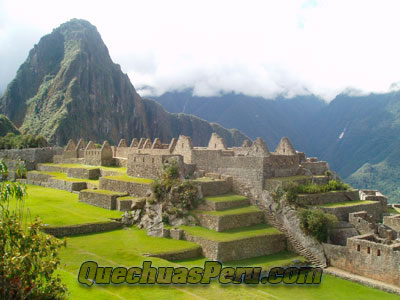 Pedido Inca Trail