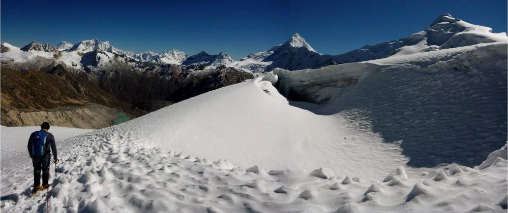 Pedido ISHINCA CLIMBING 5520 M