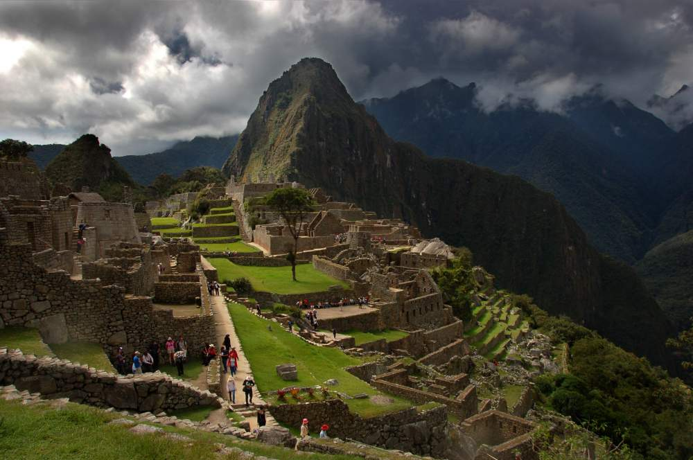 Pedido Inca Trail Trek