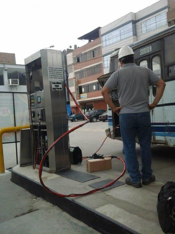 Pedido INSTALACIONES DE GAS NATURAL O GLP INDUSTRIAL, RESIDENCIAL Y COMERCIAL
