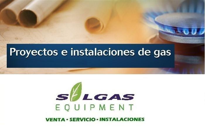 Pedido Gas instalaciones