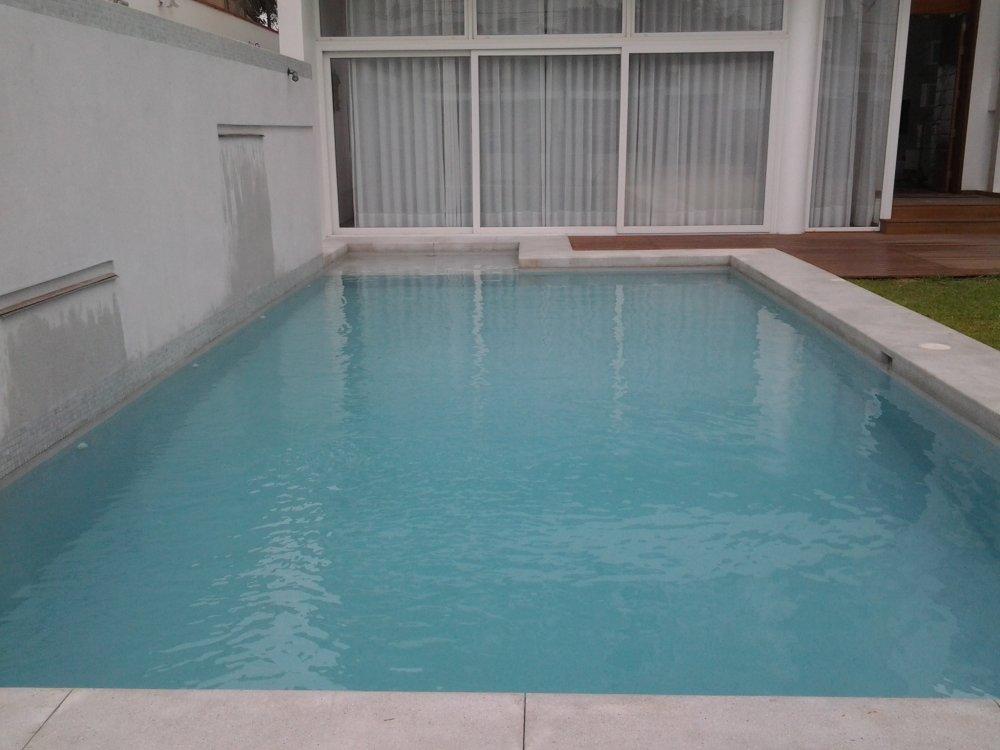 Pedido Mantenimiento de piscina