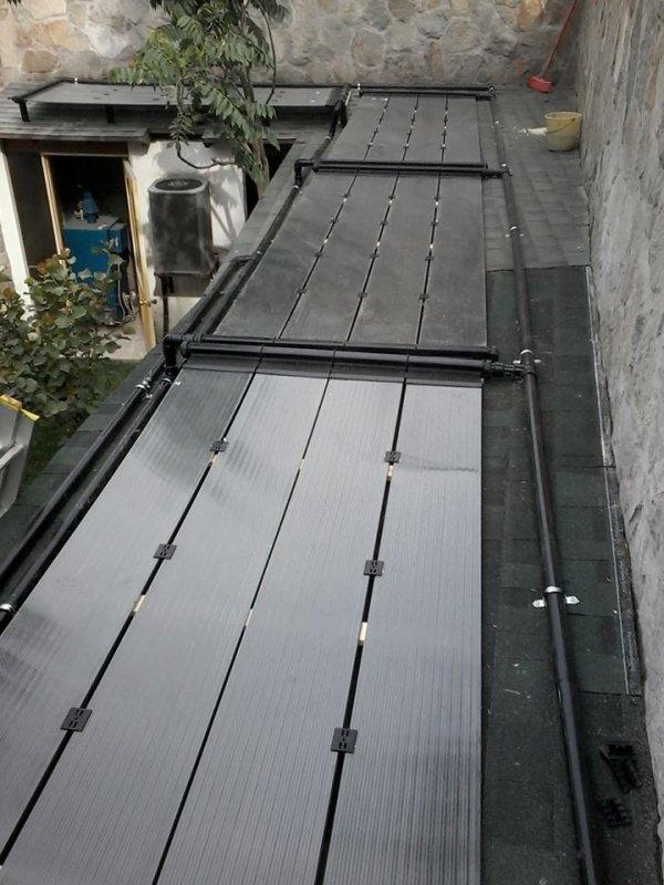Pedido Instalación de Paneles Solares