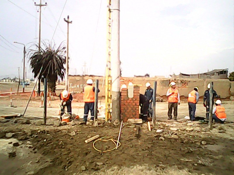 Pedido Servicios Generales en Operaciones y Mantenimiento de Infraestructura