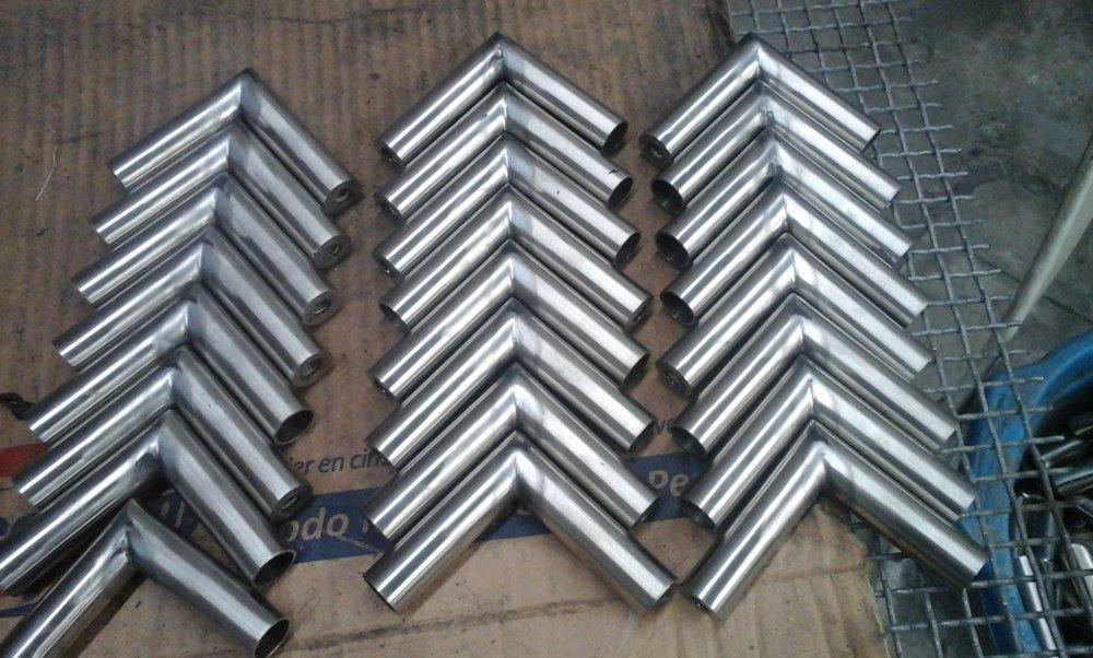 Pedido Servicio de mantenimiento de metales pulidos