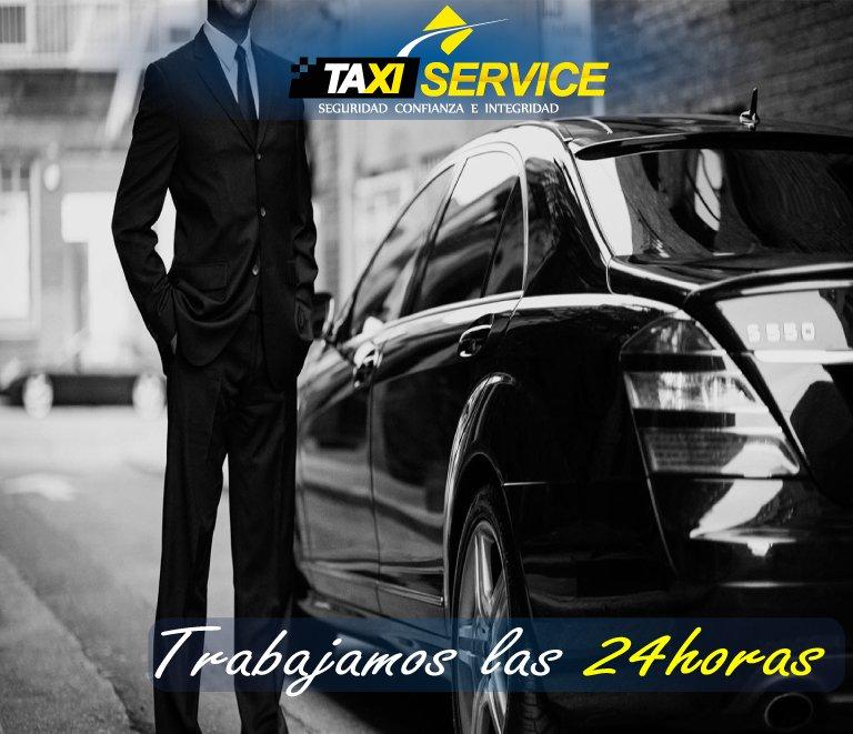 Pedido Taxi Service