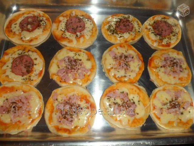 Pedido PREPARACION PIZZA