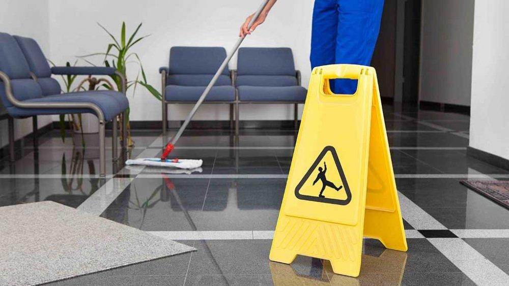 Pedido Limpieza Integral de Instalaciones