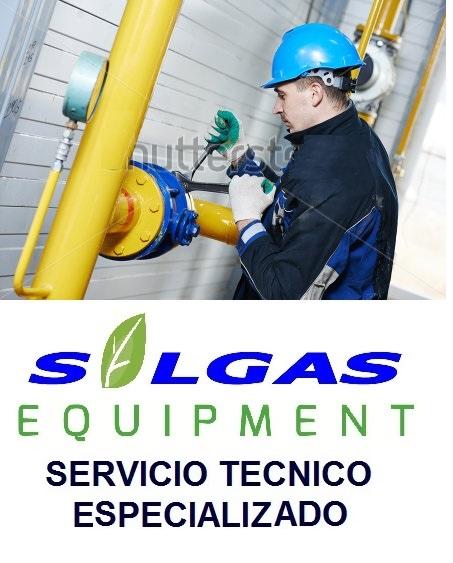 Pedido Servicio Técnico Gas