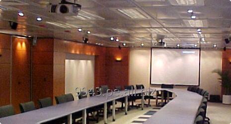 Pedido Soluciones de Sistemas de Video proyección y aulas Multimedia- Integración Audiovisual