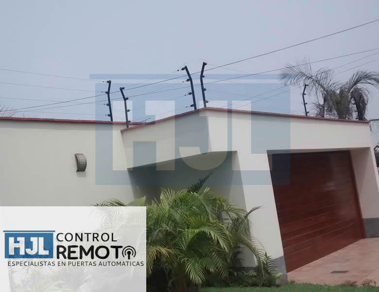 Pedido Instalacion de puertas levadizas, seccionales, corredizas, cercos electricos