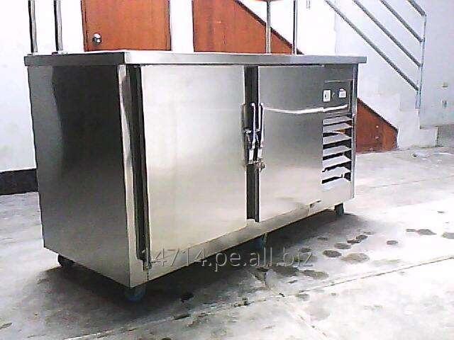 Pedido Mantenimientos y Reparación de Mesas Refrigeradas en La Perla