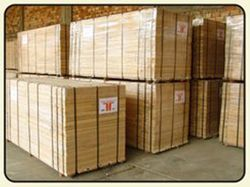 Exportación de la madera