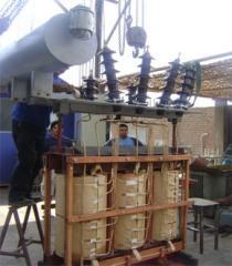 Fabricación de equipo eléctrico