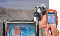 Servicio de trabajos topográficos