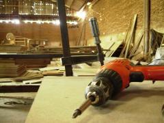 Servicio de fabricación de carpinterias