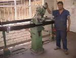 Servicio de montaje y ajuste de equipo de madera