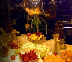 Buffets o Cenas