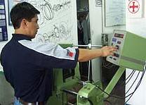 Servicio de reparación de turbinas