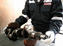 Servicio de mantenimiento técnico y la reparación