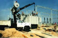 Servicio de instalación y ajuste del equipo