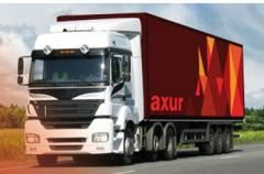 Services of transport and forwarding agencies for